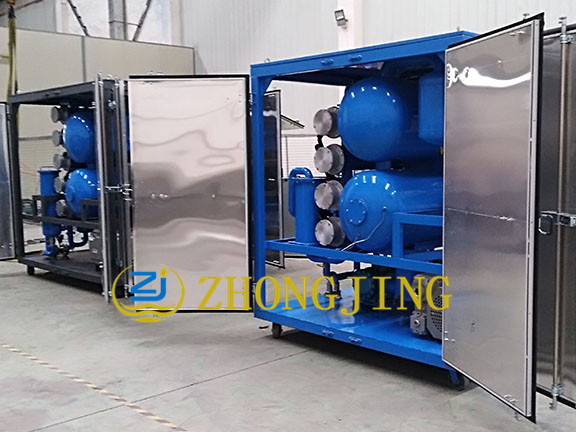 Uses and characteristics of ZYD-50 transformer oil