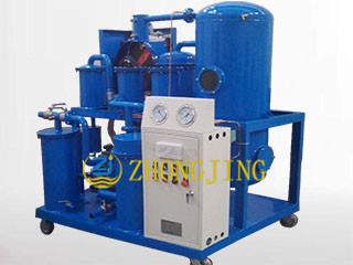 Export intelligent hydraulic oil purifier