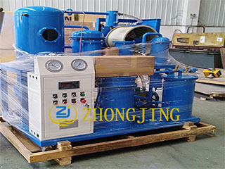 TYA50(3000L) hydraulic oil vacuum oil purifier pack