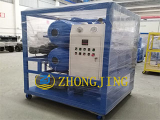 ZYD150(9000L) insulating oil vacuum oil purifier pa